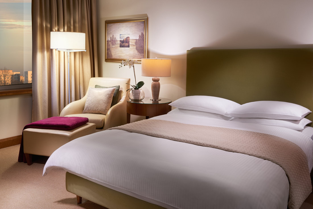 Superior Rooms at Regent Warsaw Hotel