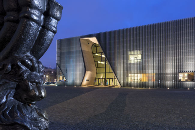 Warsaw Polin Museum of the History of Polish Jews